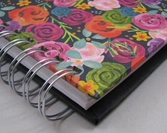 Sketching Journal, Blank Journal, Graph Notebook,  Bullet Journal,  Lined Notebook, Triple Journal, Squared Journal, Blank Notebook, Floral