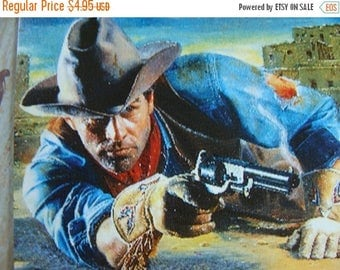 ONSALE Vintage Cowboy Playing Cards Hubba Hubba