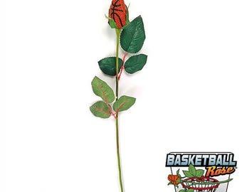 JULY SALE - 20% OFF: Basketball Rose