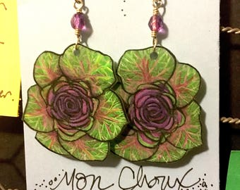 Mon Choux earrings