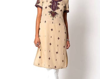 40% OFF CLEARANCE SALE The Vintage Indian Style Tunic Dress
