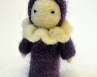 Claude - A Poppet Made of Wool