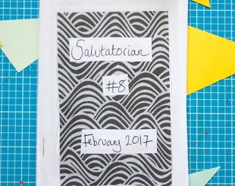 Salutatorian - issue 8 - zine / perzine