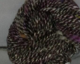 Charlie's Shetland wool Crazy Quilt!