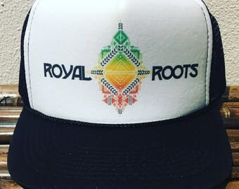 Royal Roots Trucker Hat