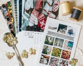 2018 Desk Calendar, Rustic Decor, Photo Calendar, 5x7 Desk Calendar, 5x7 Calendar, 2018 Calendar, Loose Leaf, Rustic Photography Calendar