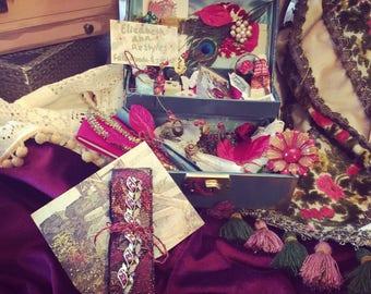 Artisan treasure box