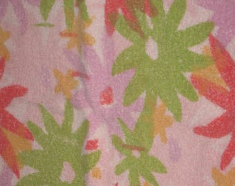 pair of vintage towels soft vintage