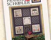 Prairie Schooler Book No. 85 Counted Cross Stitch Pattern, HTF OOP, More Friends