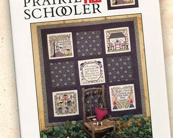 Prairie Schooler Book No. 85 Counted Cross Stitch Pattern, HTF OOP, More Friends