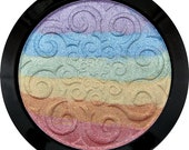 Pressed Highlighter-Over The Rainbow