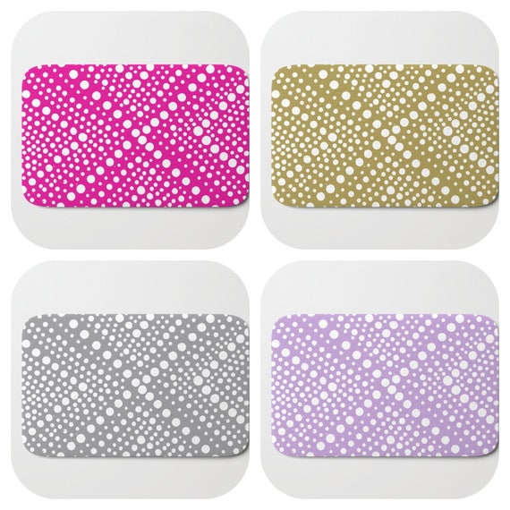 Bath Mat - Magenta Bath Mat - Gold Bath Mat - Bath Rug - Gray Shower Mat - Wheel Rug - Lavender Rug - Magenta Pink Memory Foam Mat