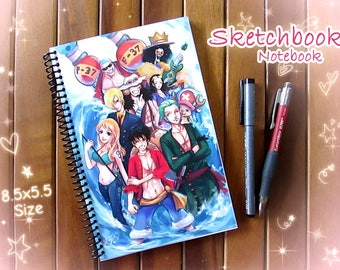 New World Sketchbook or Notebook Journal