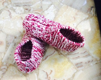 Hand Knitted Slippers for Ladies and Men