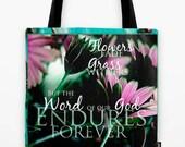 Custom Order for Glenda Palmer  - tote bag 18x18