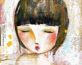 Crown Princess- Canvas Prints