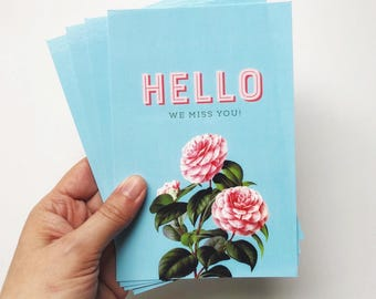 About To Go Inactive Postcards - 25 Pack