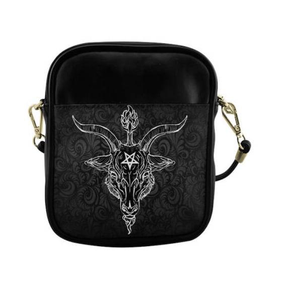 Baphomet Black Phillip Sling Bag