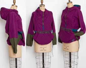 L.L. Bean hiking jacket women's windbreaker