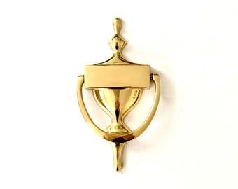 Solid brass Door Knocker