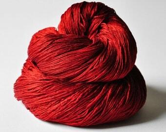 Blood queen - Silk Lace Yarn