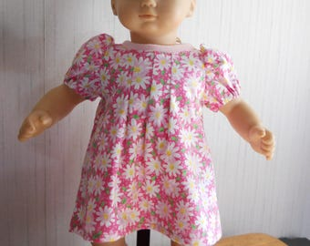 """15"""" Doll Clothes Dress for Bitty Baby Like Dolls"""