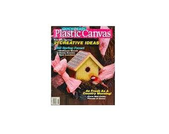 Plastic Canvas Quick & Easy  NO. 16 and No. 17