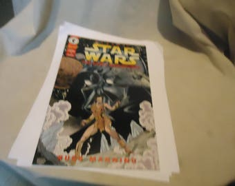 Vintage 1994 Star Wars The Early Adventures #5 Comic, collectable