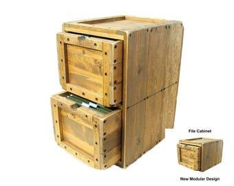 File Cabinet, Filing Cabinet, Modular File Storage & Organization, File Organizer, Modular File Holder