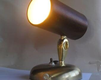 A Vintage Eames Era Spot Light A6