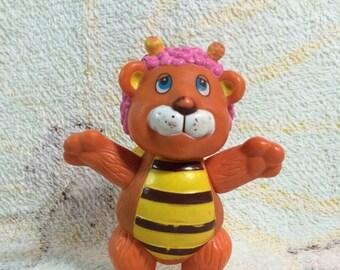 15% OFF 1985 Wuzzles Bumblelion PVC Posable Figure toy collectible