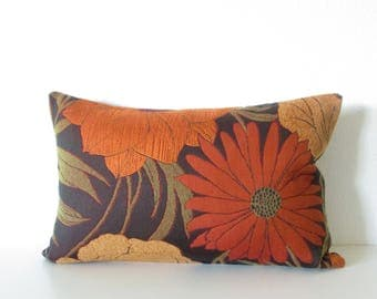 12x18 Floral Rose Petal Bollywood Pillow Cover