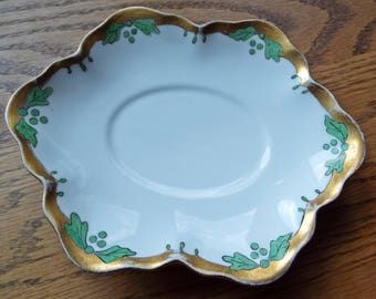 Very old Limoges dish