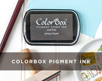 ColorBox Pigment Ink Stamp Pads