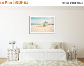 SALE Large Beach Photography, California Wall Art, Venice Beach, Los Angeles, Oversized Art, Large Wall Art, Beach Decor, Coastal, Statement