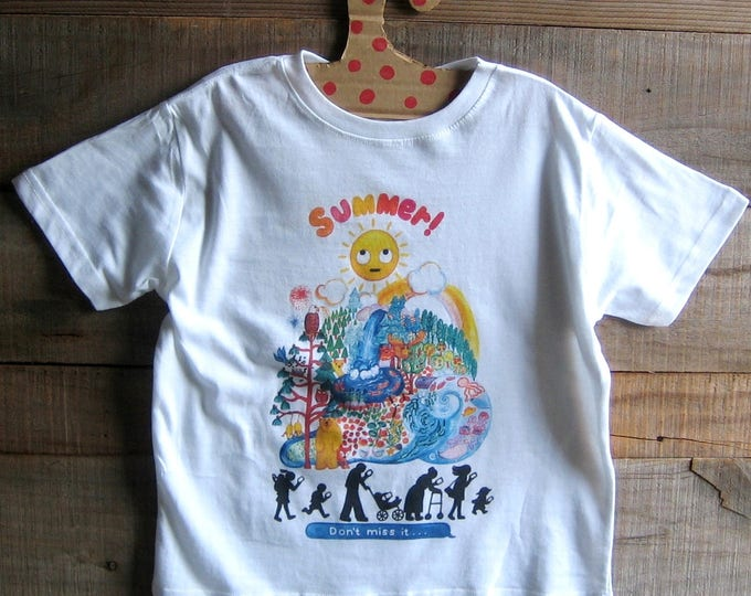 SUMMER!  Be there kids and grown ups, T Shirt