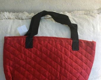 Quilted Red Mini