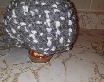 Slouch cap bulky yarn