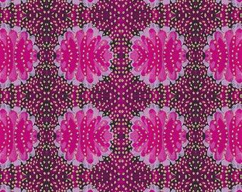JUDITH'S FANCY Barbara Magenta Jennifer Paganelli, Boho Chic Nursery, Shabby Chic, Shabby Nursery Decor, Cottage Chic, Cotton Quilt Fabric