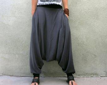 Harem pants, Harem Pants Women, Thai pants, Thai fisherman pants, Mens harem pants, Samurai pants, Ninja pants, Sarouel Femme, Glorka