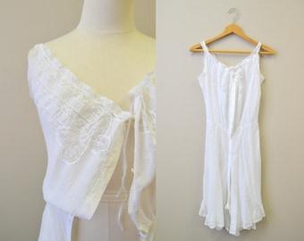 Victorian Combinations Undergarment