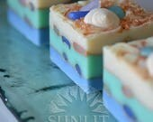 Sea Glass Artisan Soap