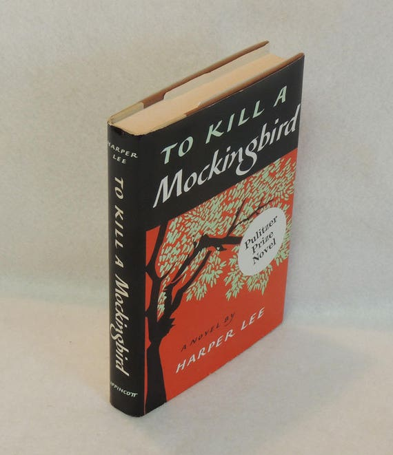 Book.. To Kill A Mockingbird By Harper Lee 1960 Copyright Pulitzer Prize Edition