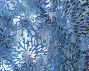Island Batiks in Blue (F57-WMD-8U)