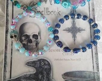 Skull Bracelets (various)