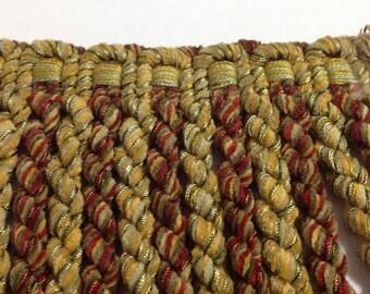 Bullion Fringe Decorative Trim 7.5yds