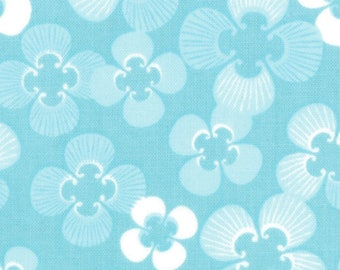 Kate Spain Fabric, Yoshino Tranquility, Good Fortune by Kate Spain for Moda Fabrics, 27104-16