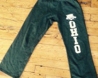 Vintage Ohio University Bobcats sweatpants USA small