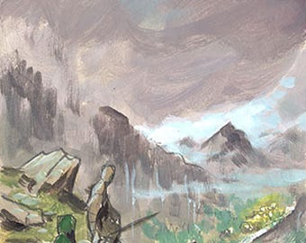 Rivendell - study #4