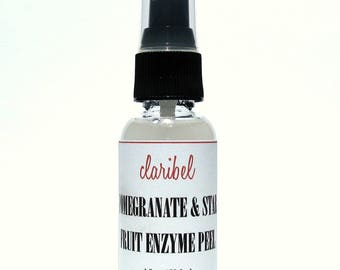 Pomegranate & Star Fruit Enzyme Peel | Calm Inflammation and Smooth Skin